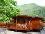 Te huur prive chalet Luganomeer in Porlezza (